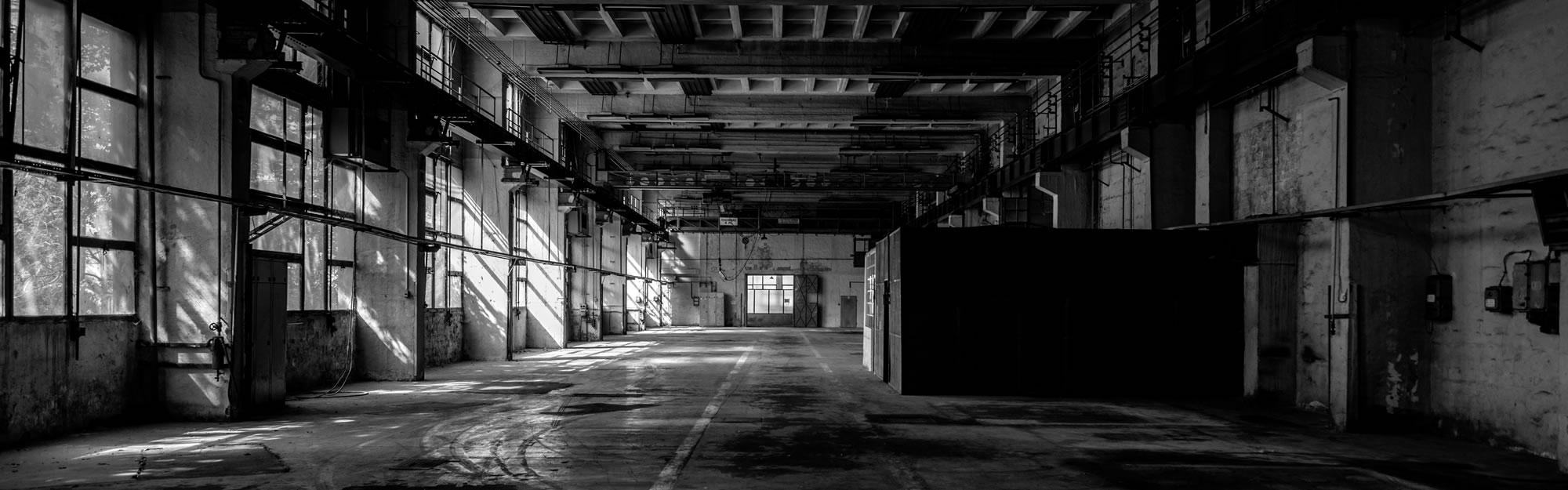 TopSign Reclame Lisse fabriekshal