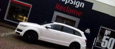 Carwrapping Audi Q7