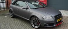Carwrapping Audi A3 Cabrio