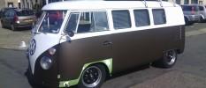 voertuigbelettering specials volkswagenbusje classic